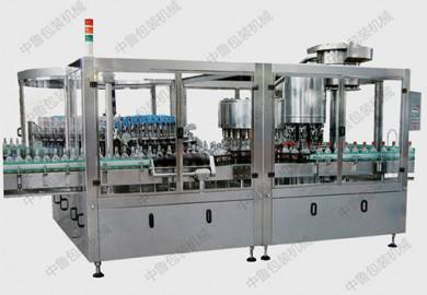 饮料灌装机的分类和灌装范围