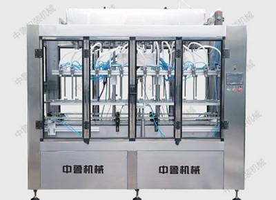 起沫液体灌装机